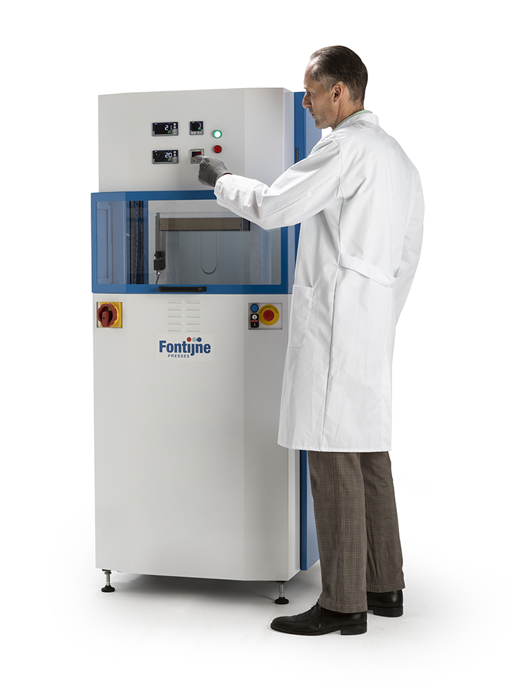 Fontijne Presses' laboratory platen presses comply with multiple international test standards