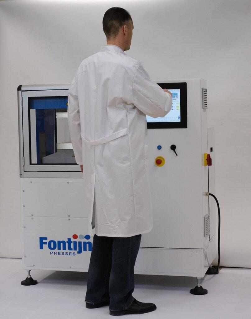 Fontijne Presses LabPro 300